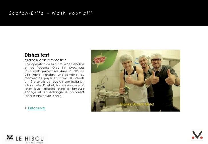 Newsletter #8 - Le Hibou Agence .V. du 25 mai 2012 Slide 3