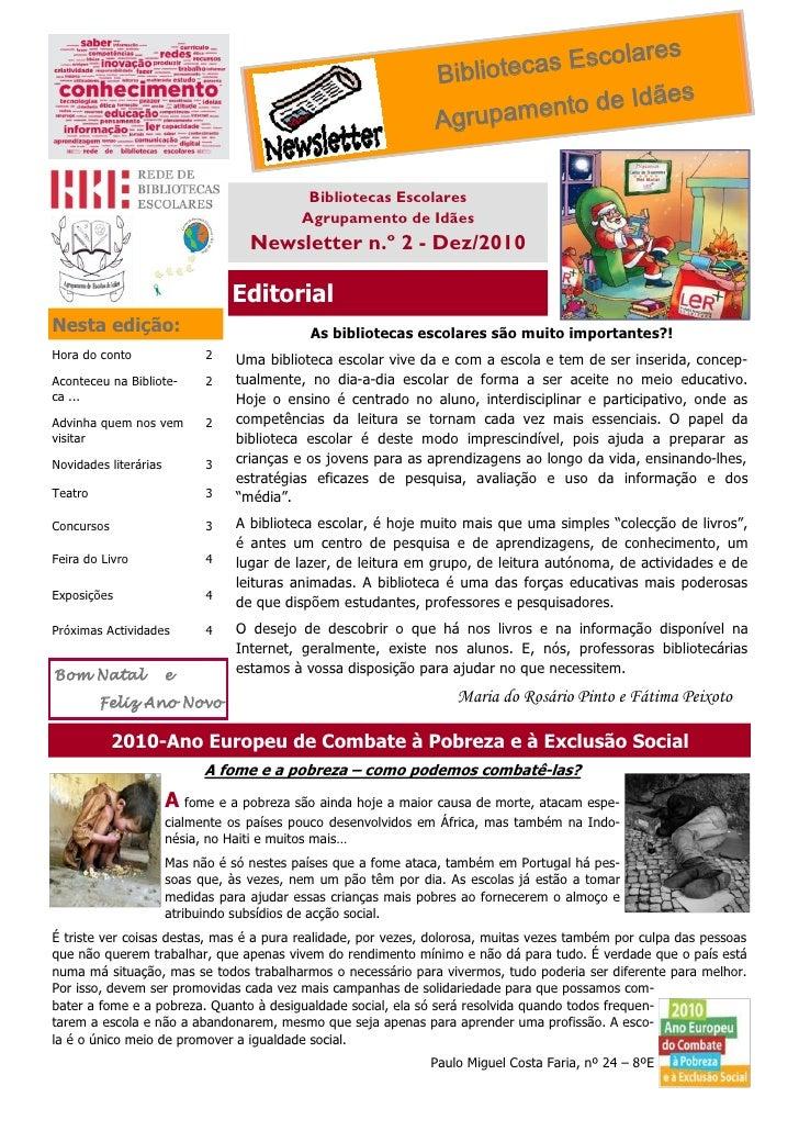 Newsletter n 2[1]