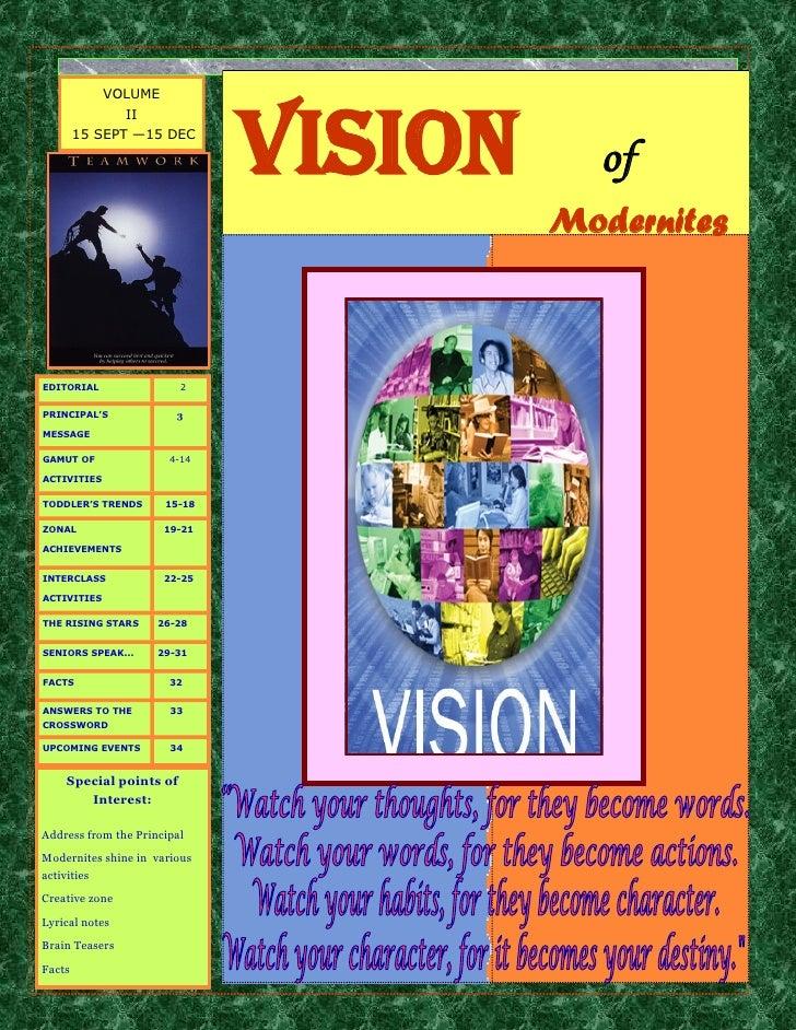Newsletter October - December 2010