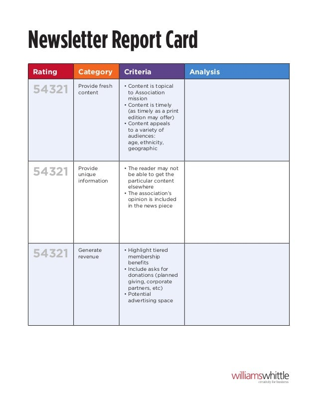 picture relating to Printable Report Card named Printable Publication Write-up Card