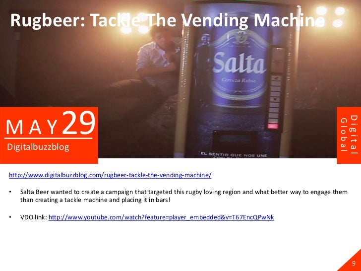 Rugbeer: Tackle The Vending Machine                 29                                                                    ...