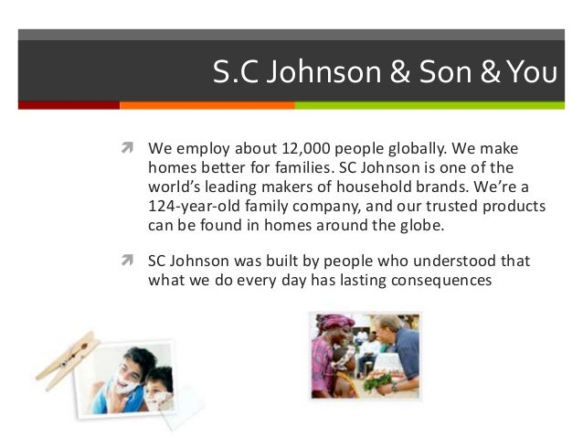 SC Johnson: A Family Company