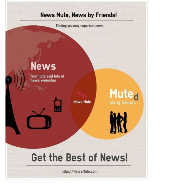 News Mute, News by Friends from NewsMute.com