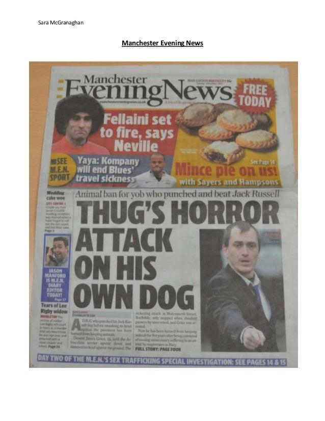 Sara McGranaghan  Manchester Evening News