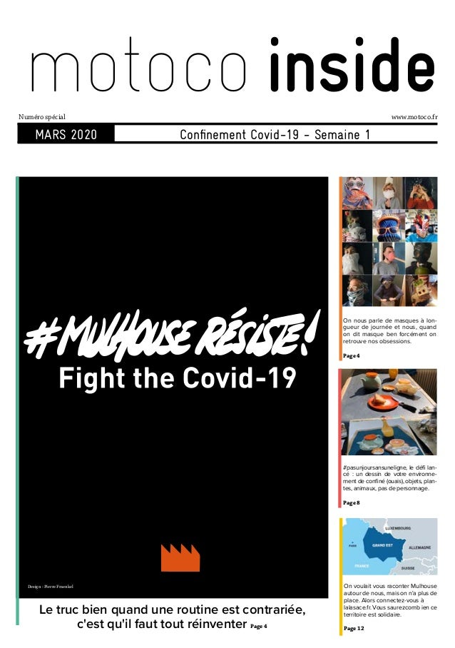 Confinement Covid-19 - Semaine 1MARS 2020 #pasunjoursansuneligne, le défi lan- cé : un dessin de votre environne- ment de ...
