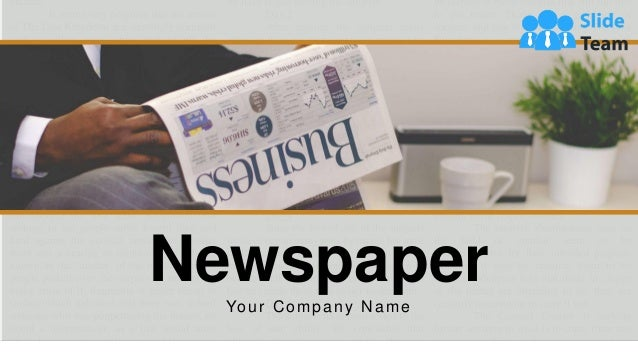 Newspaper Your Company Name
