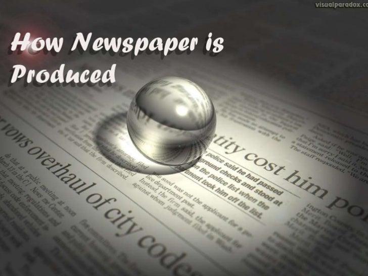 how to make news