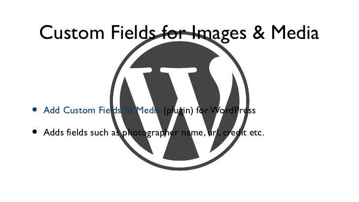 Newspapers with WordPress slideshare - 웹