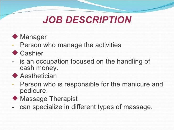 Write Business Plan Massage Therapy