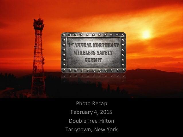 Photo  Recap   February  4,  2015   DoubleTree  Hilton   Tarrytown,  New  York