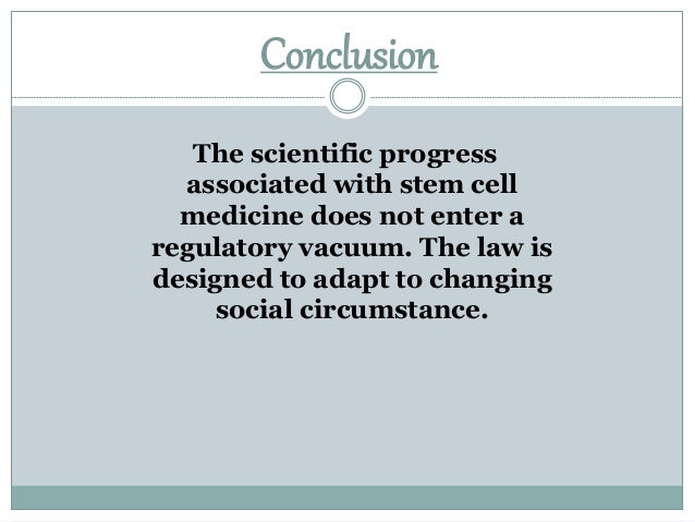 Sample Essay on Stem Cell Research: A Historical and Scientific Overview