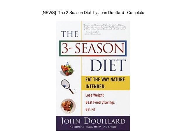 [NEWS] The 3 Season Diet by John Douillard Complete