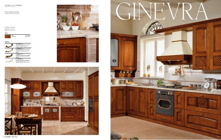 Emejing Cucina Ginevra Stosa Pictures - Orna.info - orna.info