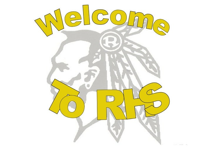 Welcome To RHS