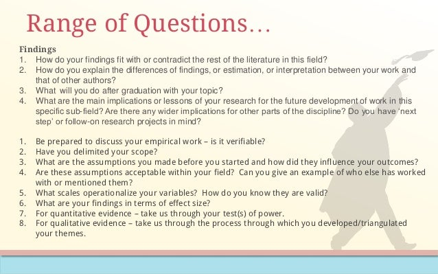 How to: Defend Your Dissertation (like a Superstar) in 10 Easy Steps
