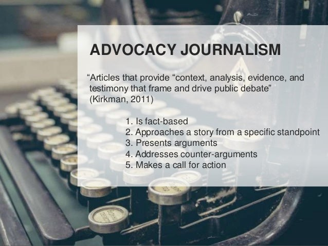 An analysis of the facts of the journalism and the forms of writing