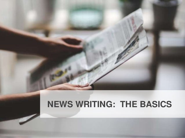 an analysis of the facts of the journalism and the forms of writing Developing basic forms of news writing adapting them to various formats for spot news, hard news, news analysis, profiles, features, multimedia, narratives developing areas of reportorial interest and expertise.