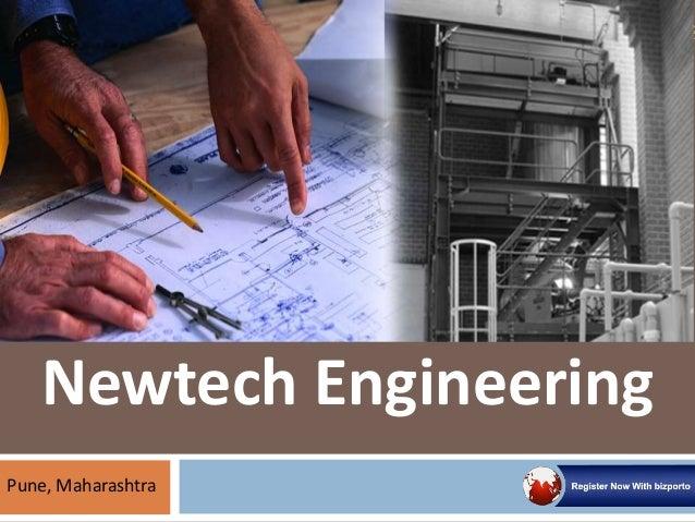 Pune, Maharashtra Newtech Engineering