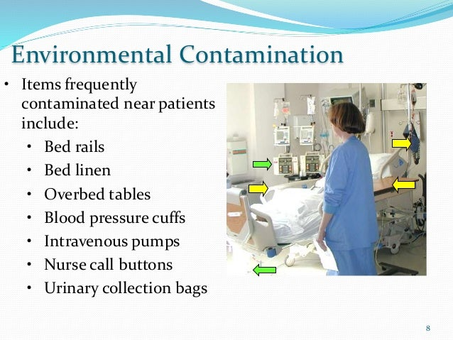 New Technologies In Environmental Cleaning