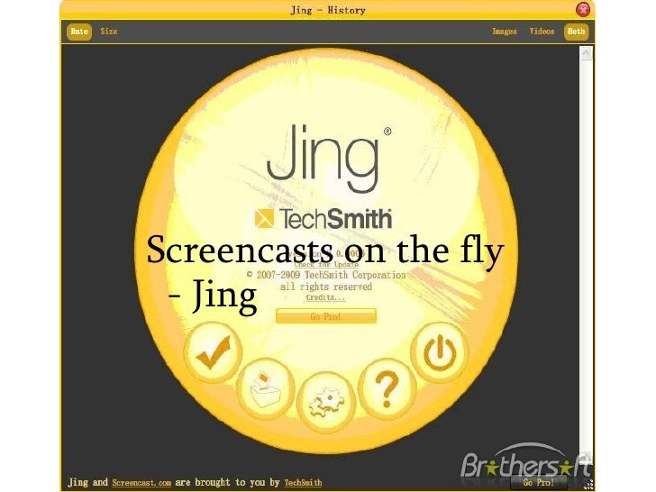 Screencasts on the fly - Jing