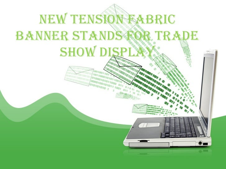 new tension fabricbanner stands for trade     show display