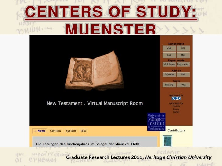 New Testament Textual Criticism - Theopedia.com