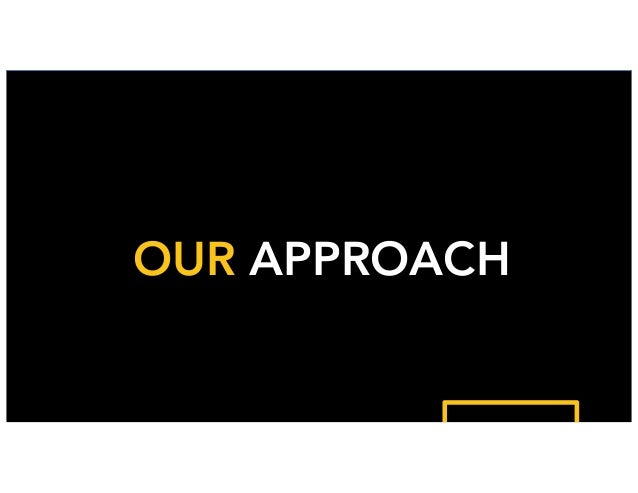 IkhlaqSidhu,contentauthor OUR APPROACH