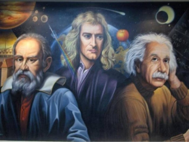 a comparison between the lives of albert einstein and isaac newton