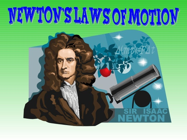 Isaac newton laws of motion pdf995