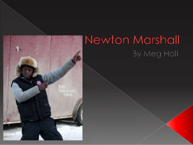  Newton Marshall was born on March 2nd 1983 in Jamaica. In his early life, he lived in extreme poverty and had a poor edu...