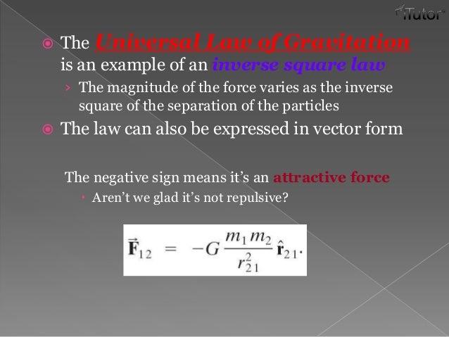 newton u0026 39 s law of gravitation