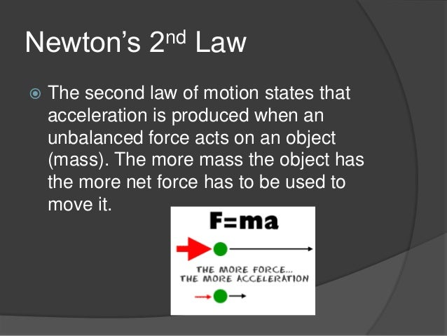 Newton's Laws of Motion with Real Life Examples