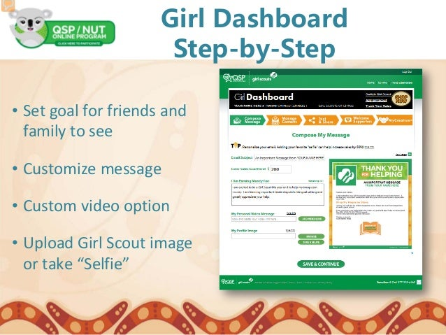 Troop Product Sale Manager Training - Girl Scouts of the Jersey Shore