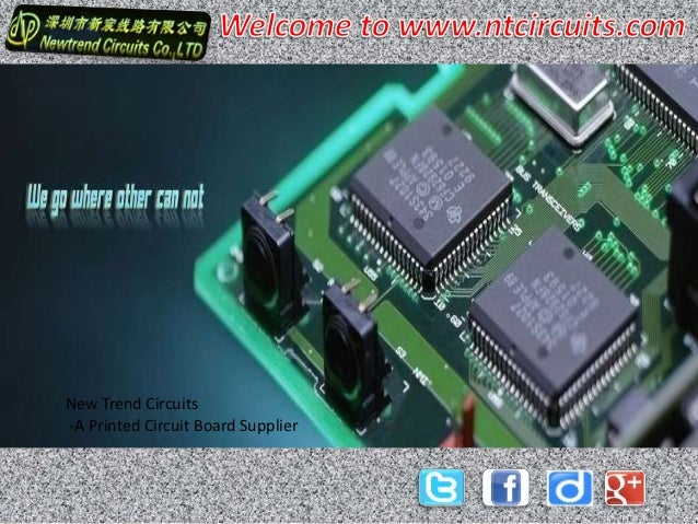 New trend circuits a professional pcb manufacturer in china