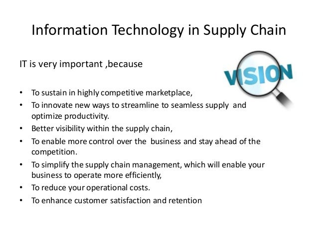 Final supply chain management ppt.