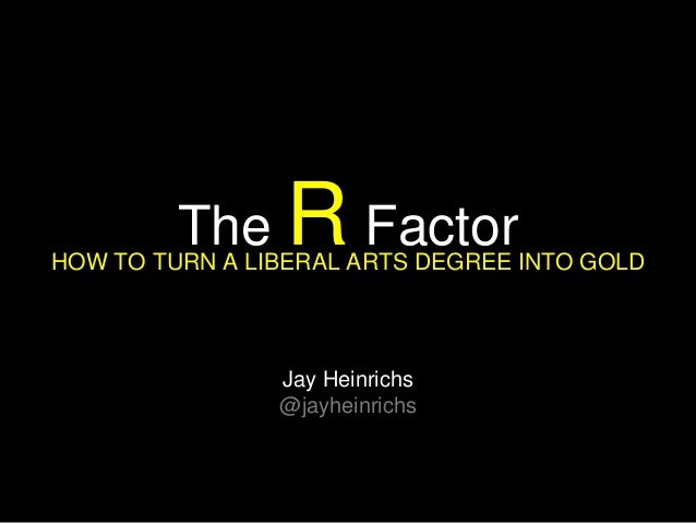 the new liberal arts pdf