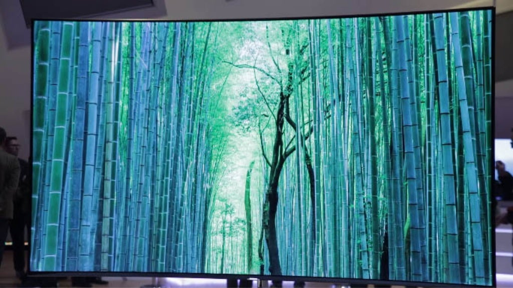 New tv technology 2016 ces