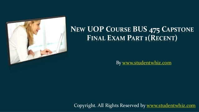 week 5 bus 475 final exam Link for this tutorial: .