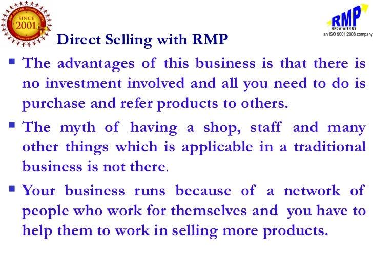 Rmp infotec business plan