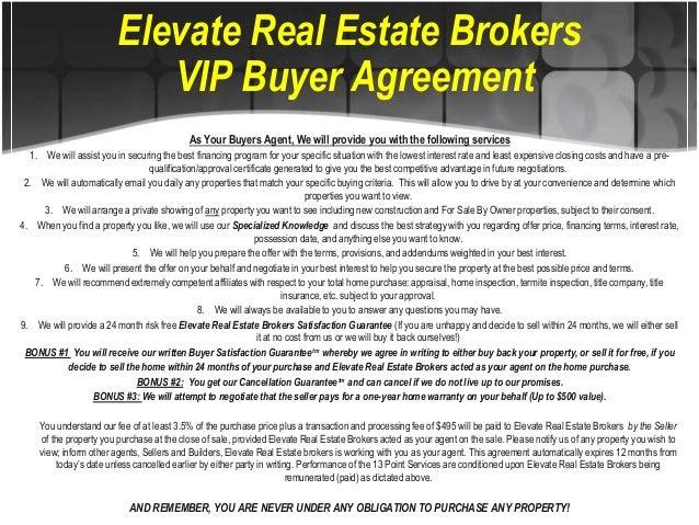 Vip Buyer Presentation