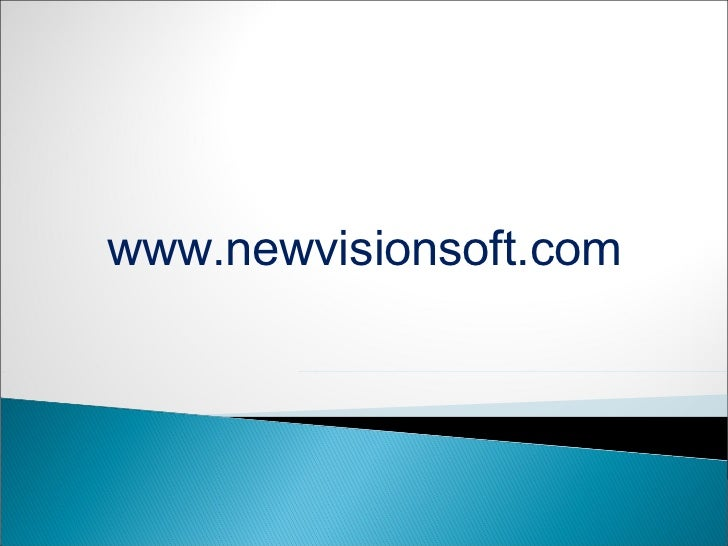 www.newvisionsoft.com