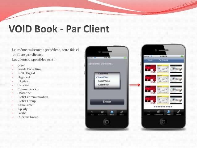 Le même traitement précédent, cette fois cion filtre par clients .Les clients disponibles sont :                          ...