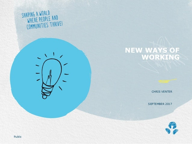 new ways of working technology transformation lead anz