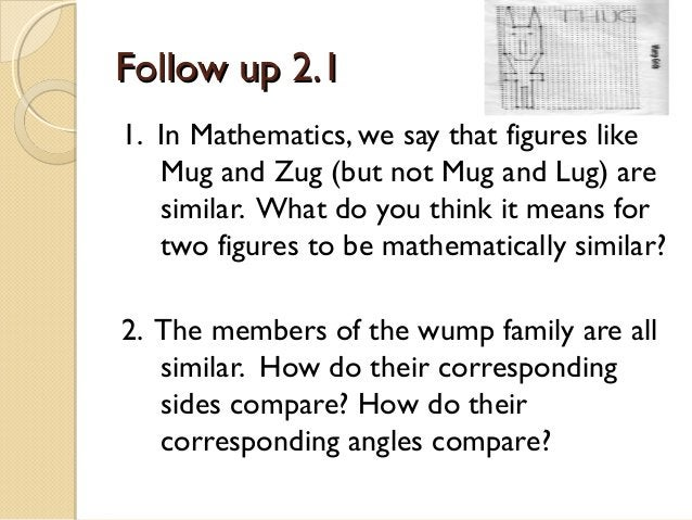 Welcome to Pre-Algebra! Today is Thursday. 1. Please have your homework (follow up 2.1) on your desk and get started on yo...