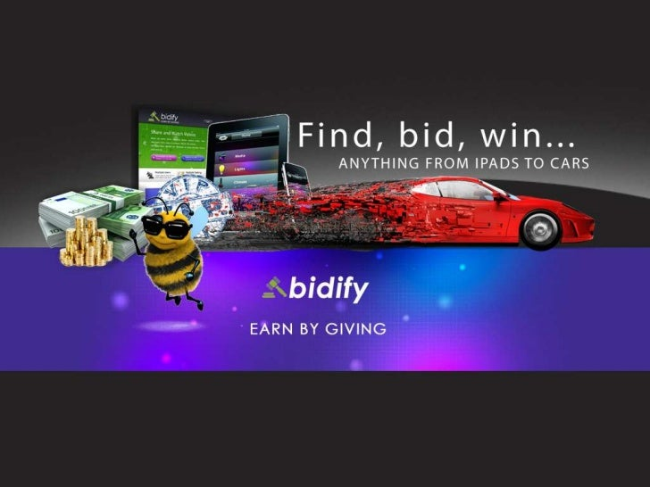 No Investment OpportunityIMPORTANT INFORMATION BEFORE WE START OUR PRESENTATIONIf you make a purchase from Bidify you are ...
