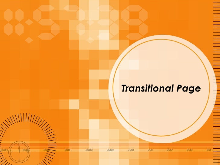 new year powerpoint template new year at midnight