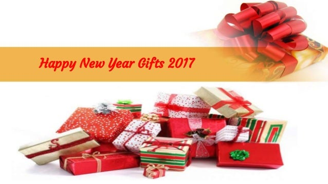 Happy New Year Gifts Ideas For Friends