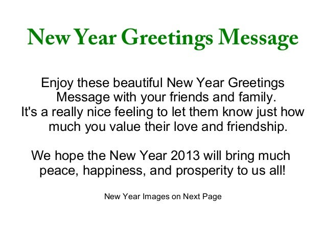 new year greetings message enjoy these beautiful new year greetings message with your friends and family