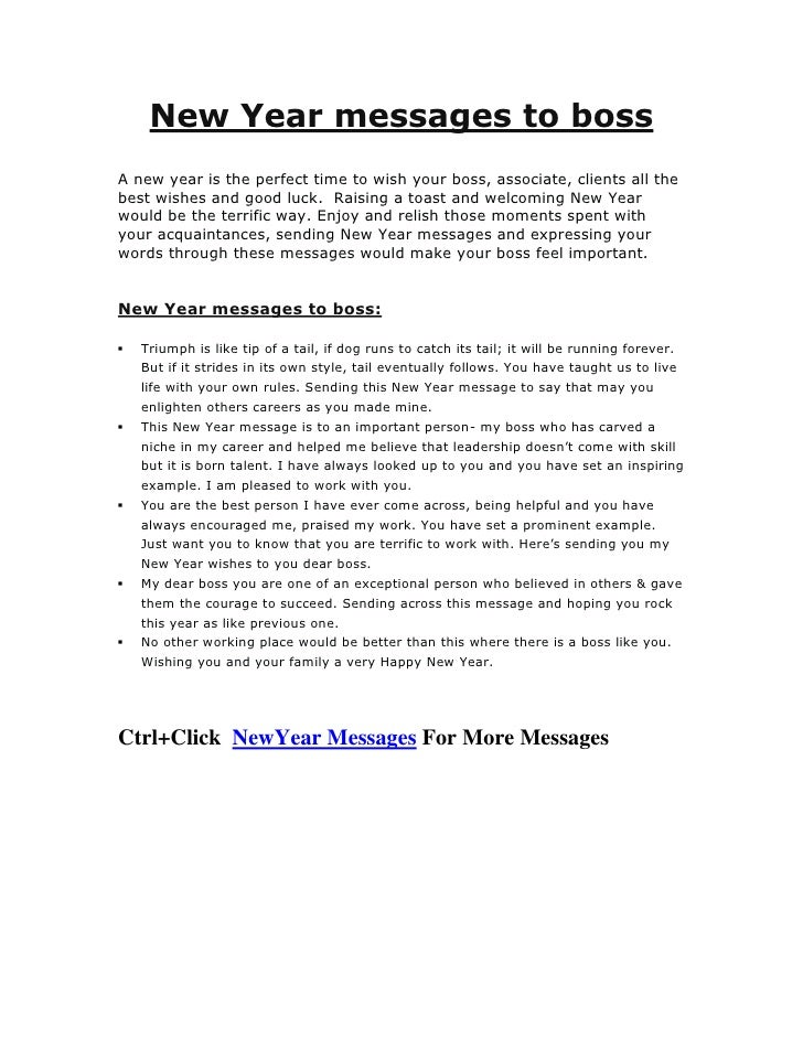 Happy new year letter sample ibovnathandedecker new year messages to boss 1 728 jpg cb 1293494515 m4hsunfo