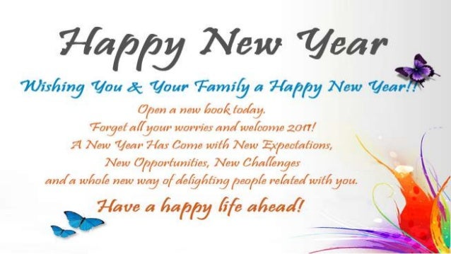New year wishes wish for better future